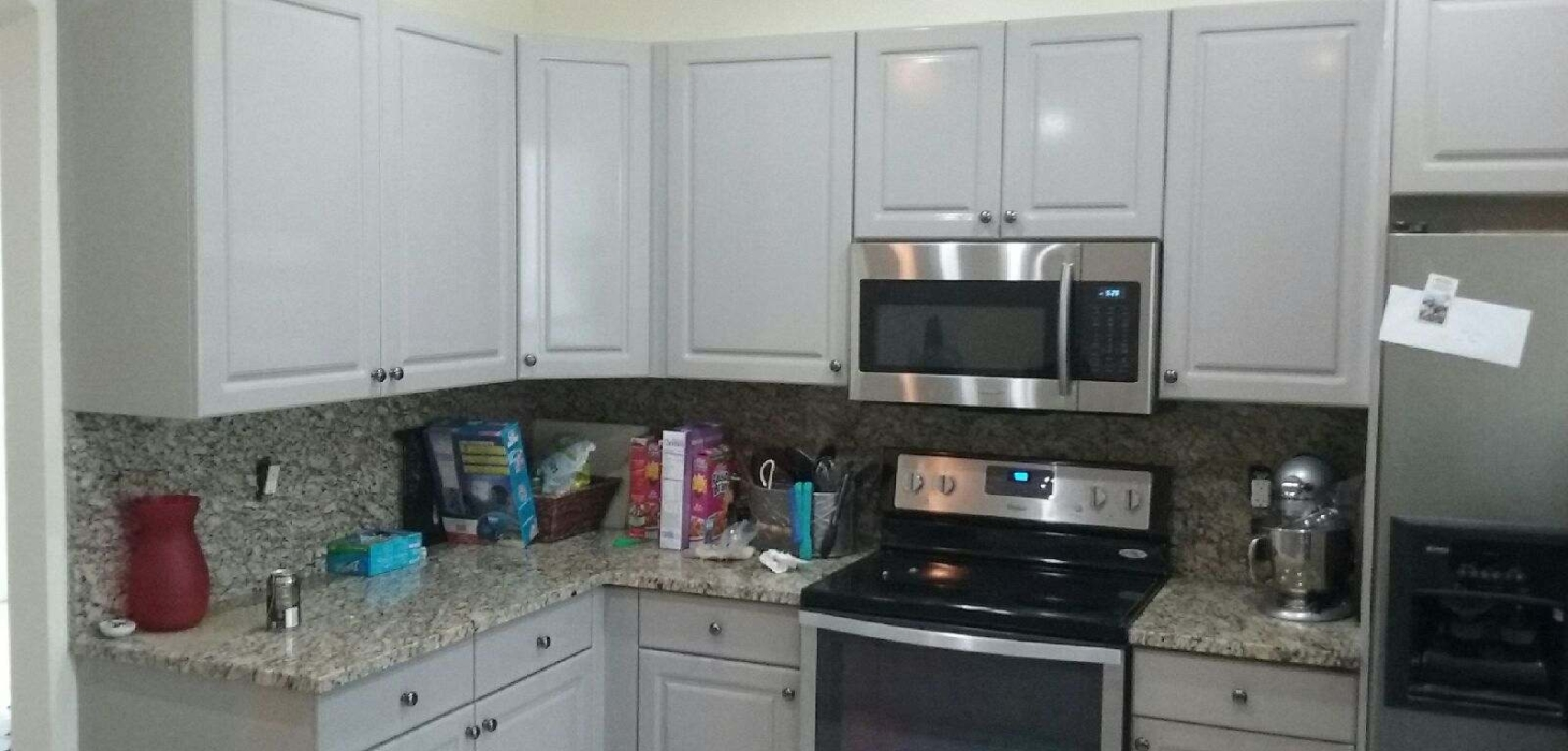 Kitchen after Reface